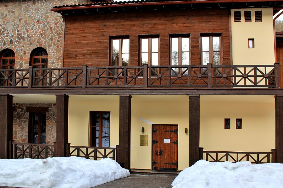 Отель Кавказ, гостиничный комплекс Моя Россия, Красная Поляна, Сочи