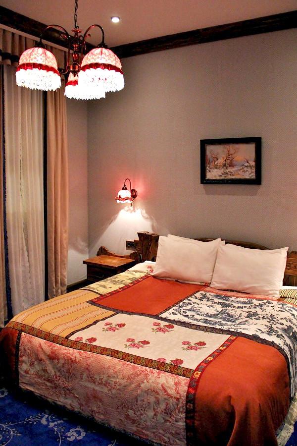Номер в отеле Сибирь, гостиничный комплекс Моя Россия, Красная Поляна, Сочи