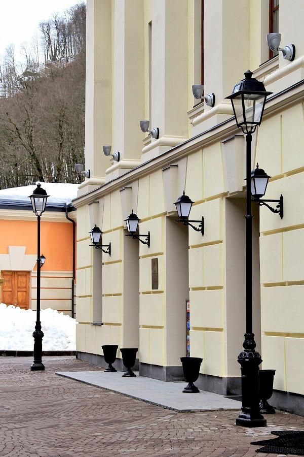 Отель Санкт-Петербург, гостиничный комплекс Моя Россия, Красная Поляна, Сочи