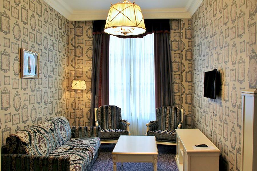 Номер в отеле Санкт-Петербург, гостиничный комплекс Моя Россия, Красная Поляна, Сочи