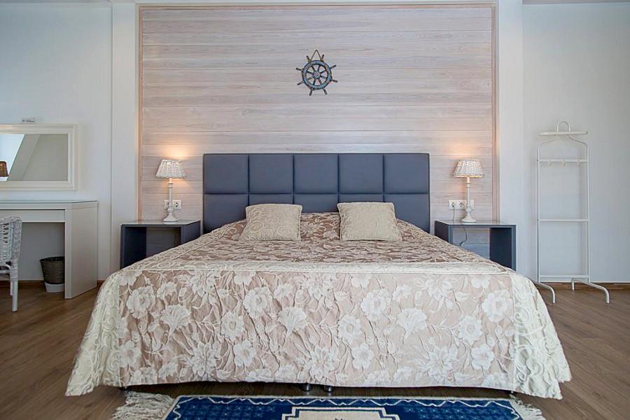 Стандарт Улучшенный двухместный отеля Мускатель