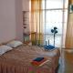 Улучшенный номер с вентилятором в корпусе Бриз санатория МВО Сухум