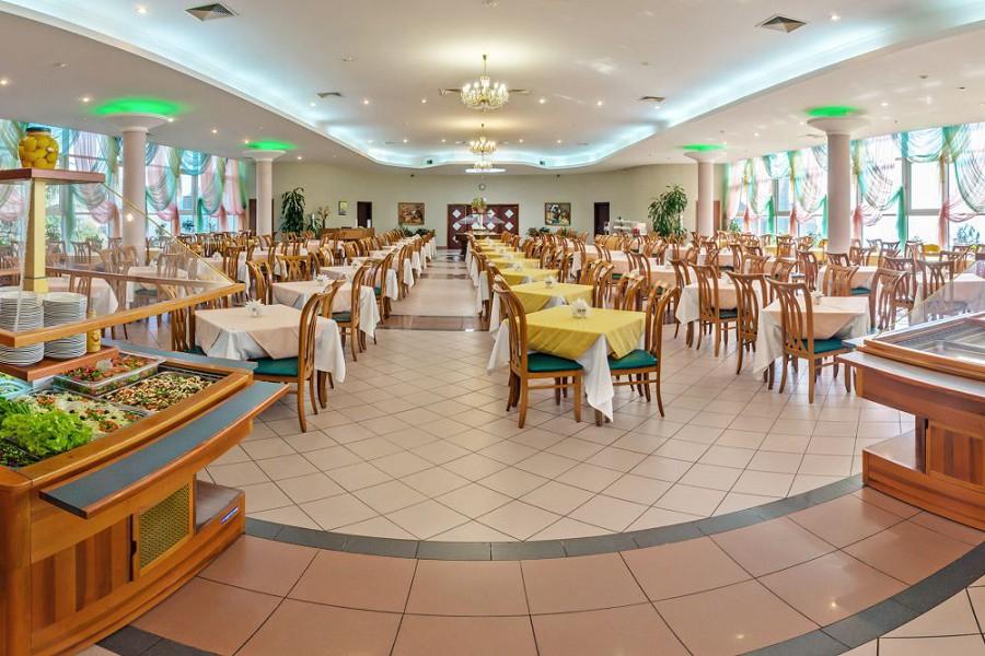 Ресторан санатория Мыс Видный