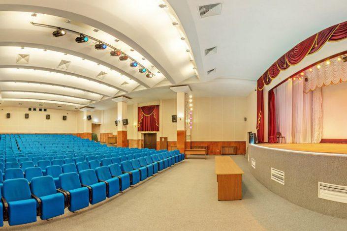Киноконцертный зал санатория Мыс Видный