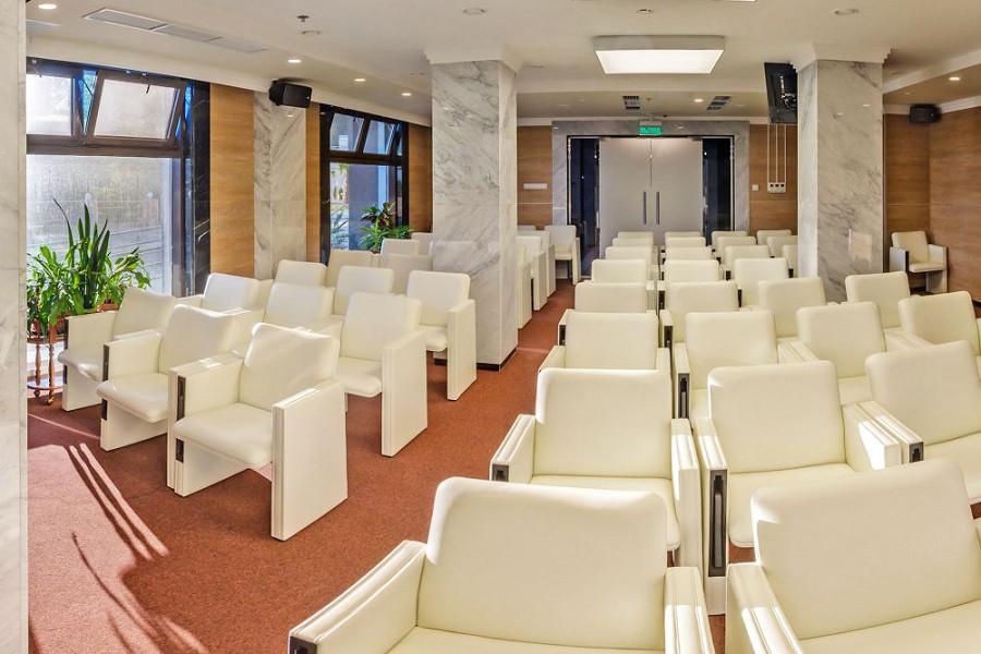 Конференц-зал санатория Мыс Видный