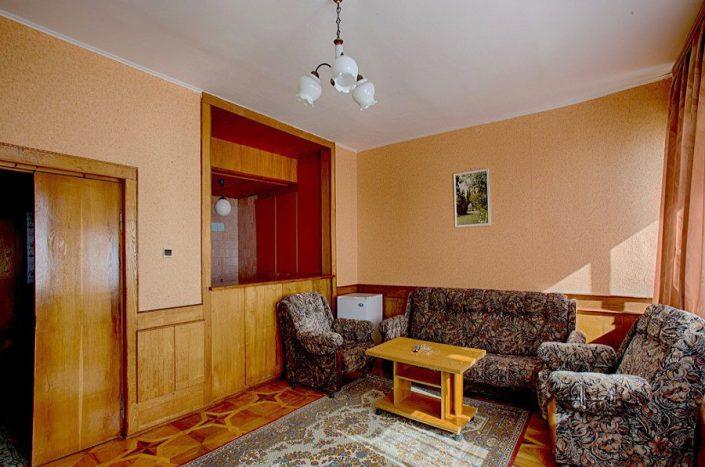 Люкс двухместный двухкомнатный пансионата Мюссера, Абхазия
