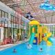 Детский аквапарк Осьминожка на территории санатория Надежда