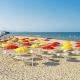 Пляж санатория Надежда