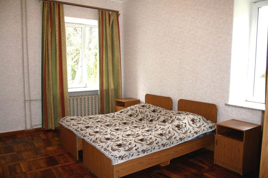 Номер в корпусе №1 пансионата Нарт, Гагра, Абхазия