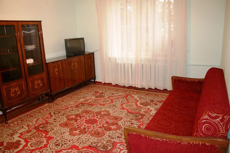 Номер Люкс в корпусе №2 и №3 пансионата Нарт, Гагра, Абхазия