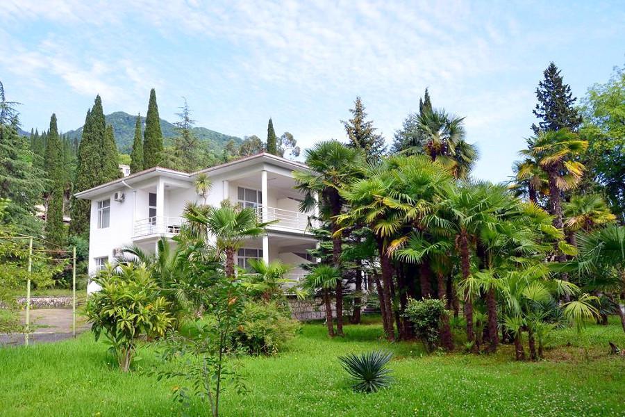 Корпус №4 пансионата Нарт, Гагра, Абхазия