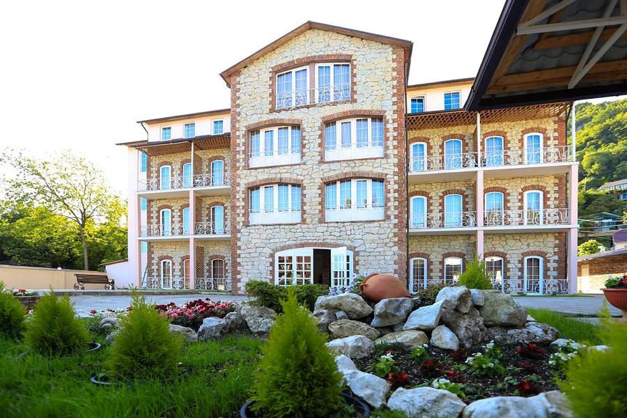Отель Никополи, Новый Афон, Абхазия