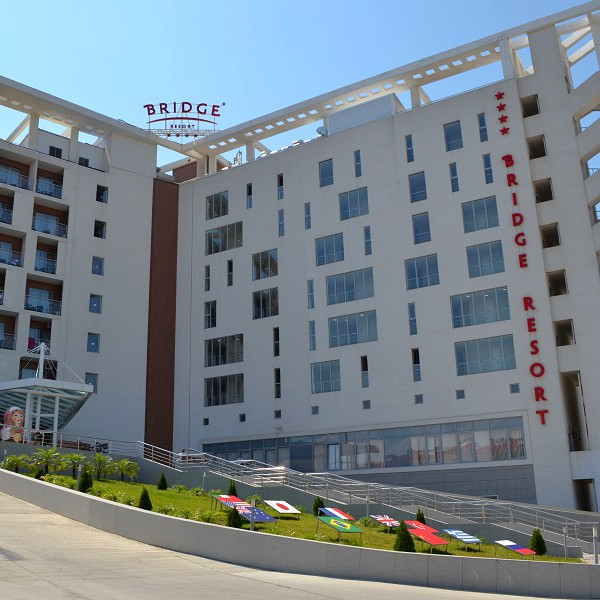 Отель Bridge Resort, Сочи