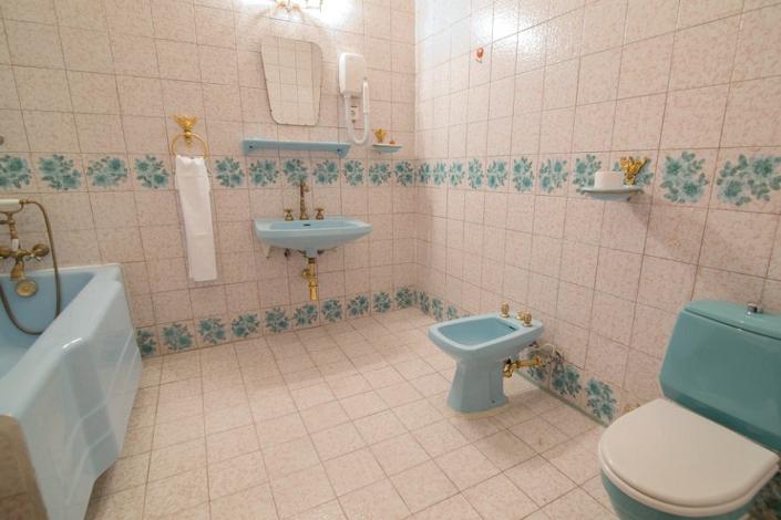 Туалетная комната Апартаментов в Корпусе № 2 санатория Нижняя Ореанда