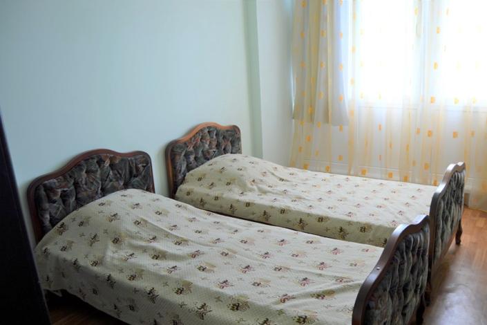 Эконом двухместный с частичными удобствами в Корпусе № 6 санатория Нижняя Ореанда