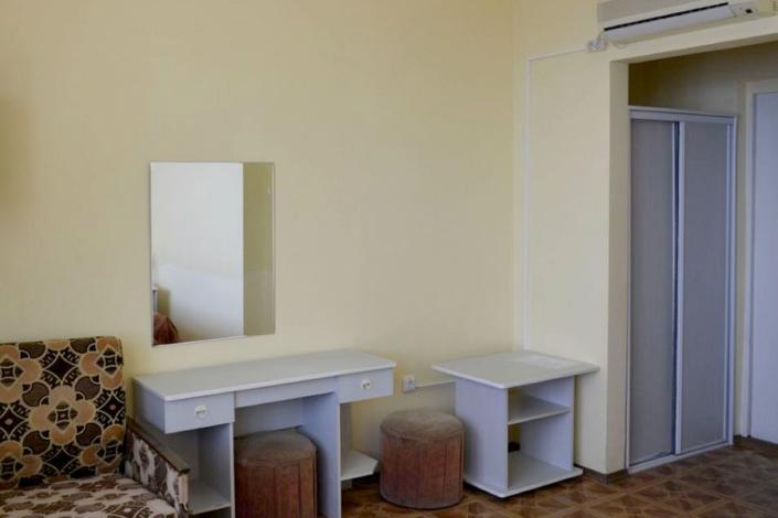 Стандарт двухместный в Корпусе № 6 санатория Нижняя Ореанда