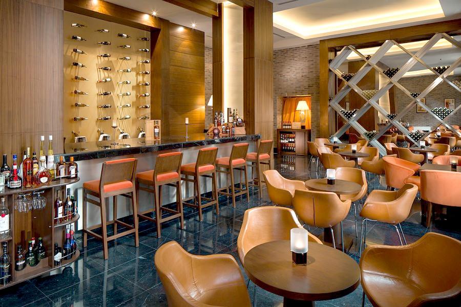 Винный бар Veritas Novotel Congress Krasnaya Polyana