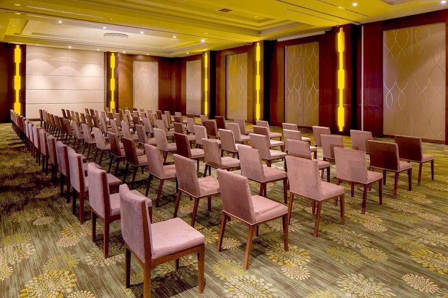Конференц-зал Лермонтов Novotel Congress Krasnaya Polyana