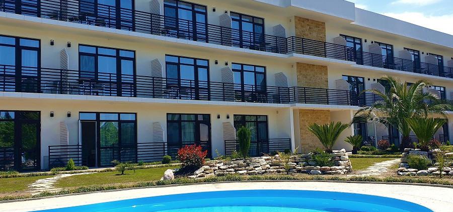 Club Resort Hotel Oasis, Абхазия, Пицунда, Алахадзы