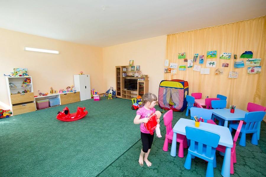 Детская комната пансионата Одиссея