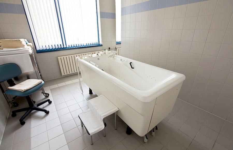 Медицинское отделение санатория Одиссея, Лазаревское, Сочи