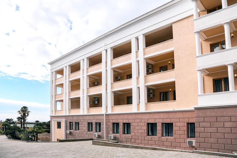 Old Gagra Hotel, Гагра, Абхазия