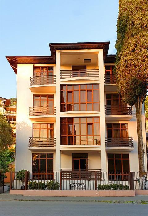 Отель Онтарио, Гагра, Абхазия