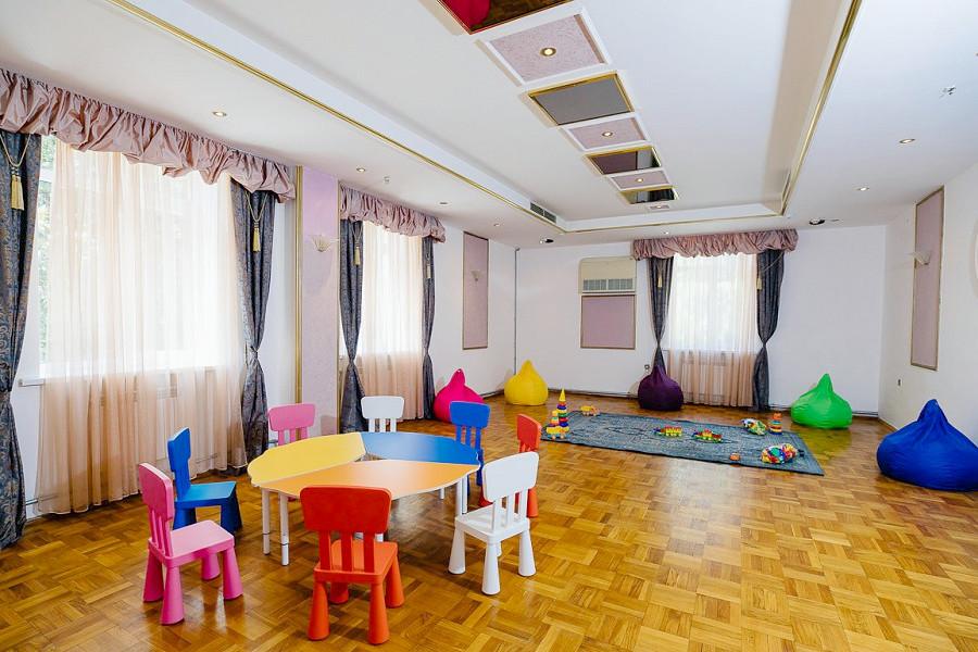 Детская комната отеля Orchestra Crystal Sochi Resort