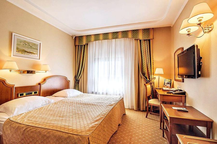 Стандарт двухместный отеля Ореанда