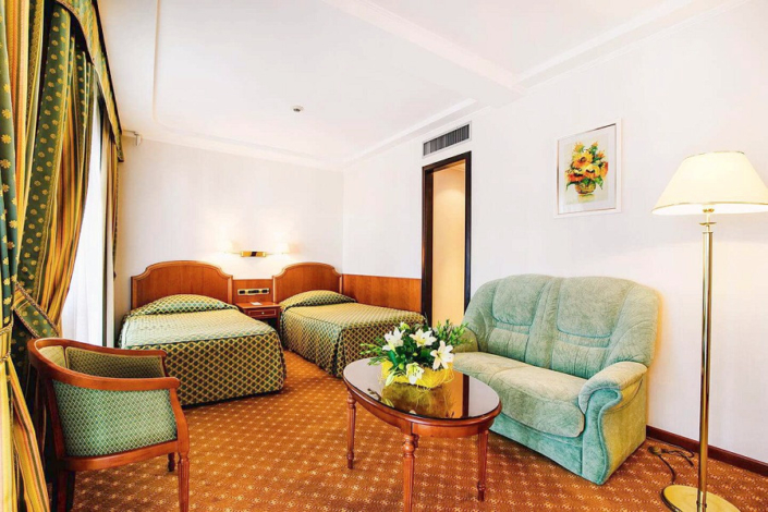 Делюкс двухместный отеля Ореанда