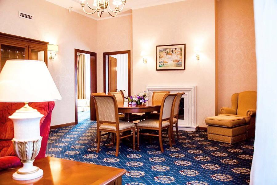 Апартамент Асса в отеле Ореанда