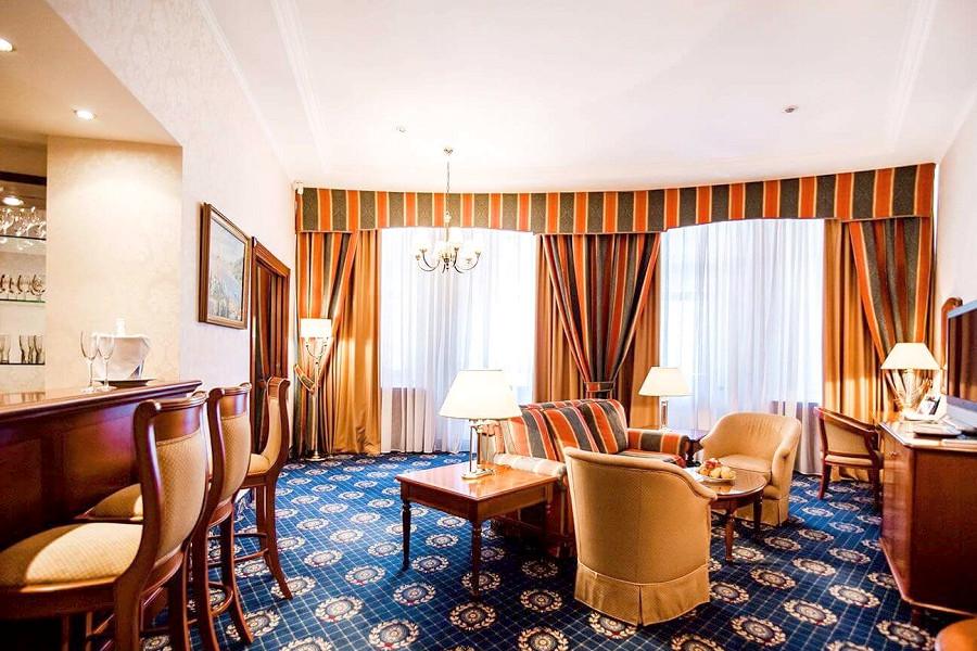 Апартамент Иван Айвазовский в отеле Ореанда