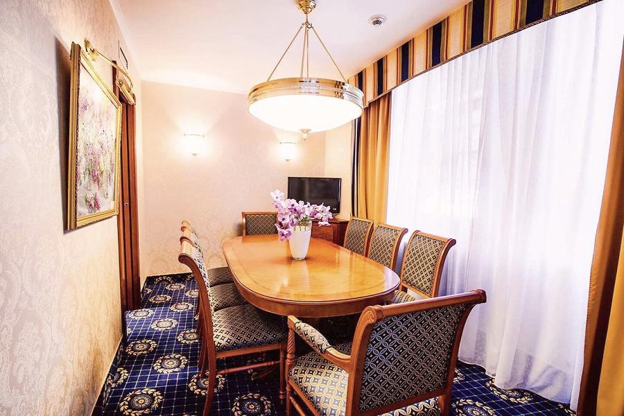 Апартамент Екатерина II в отеле Ореанда