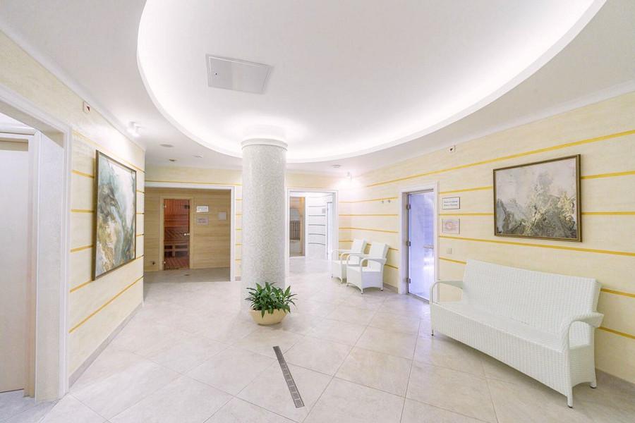 Спа-комплекс отеля Ореанда