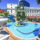 Открытый бассейн отеля Ореанда