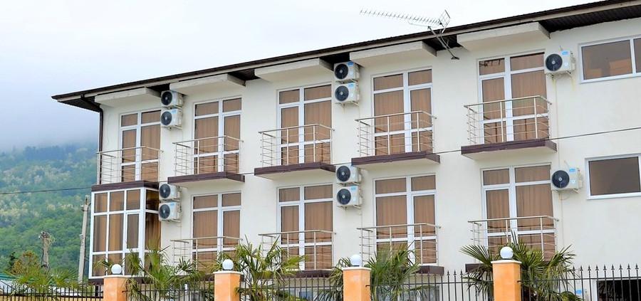 Отель Орхидея, Гагра, Абхазия