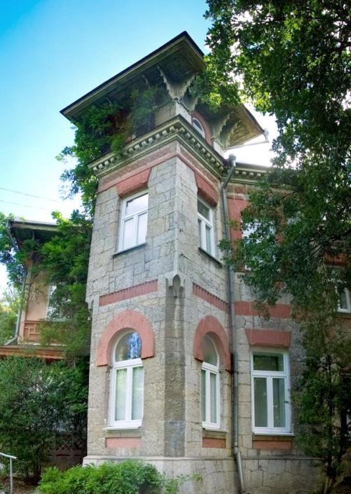 Корпус № 7 санатория Орлиное гнездо