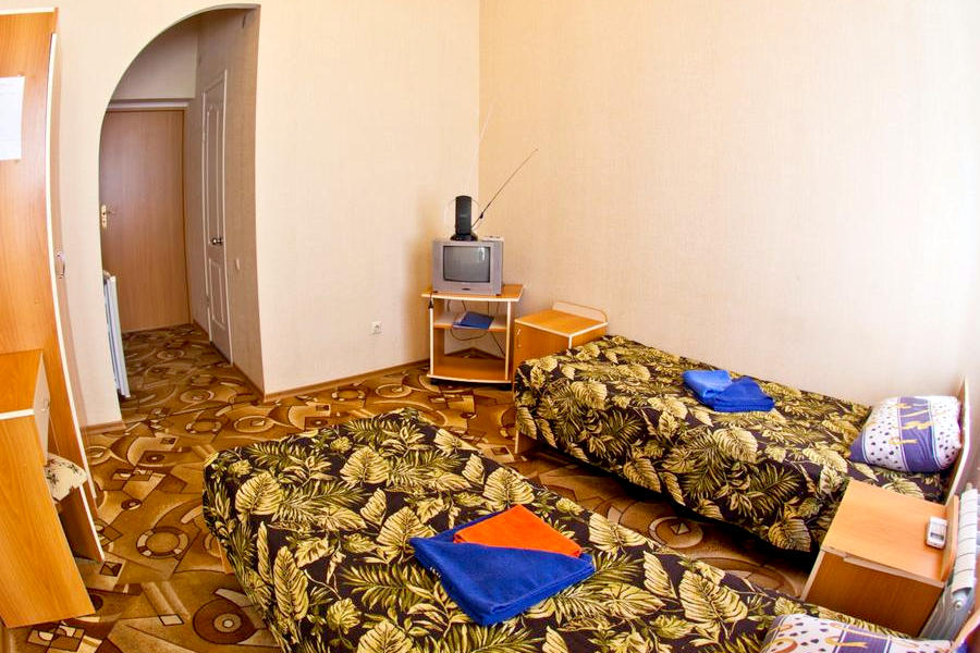 Стандарт двухместный Корпус № 7 санатория Орлиное гнездо