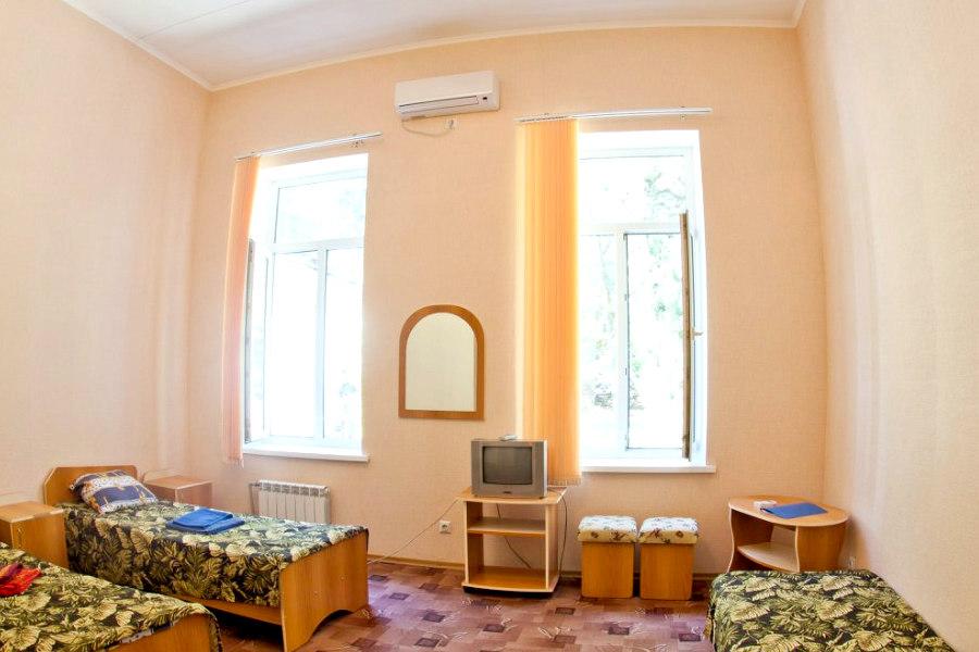 Улучшенный трехместный Корпус № 7 санатория Орлиное гнездо