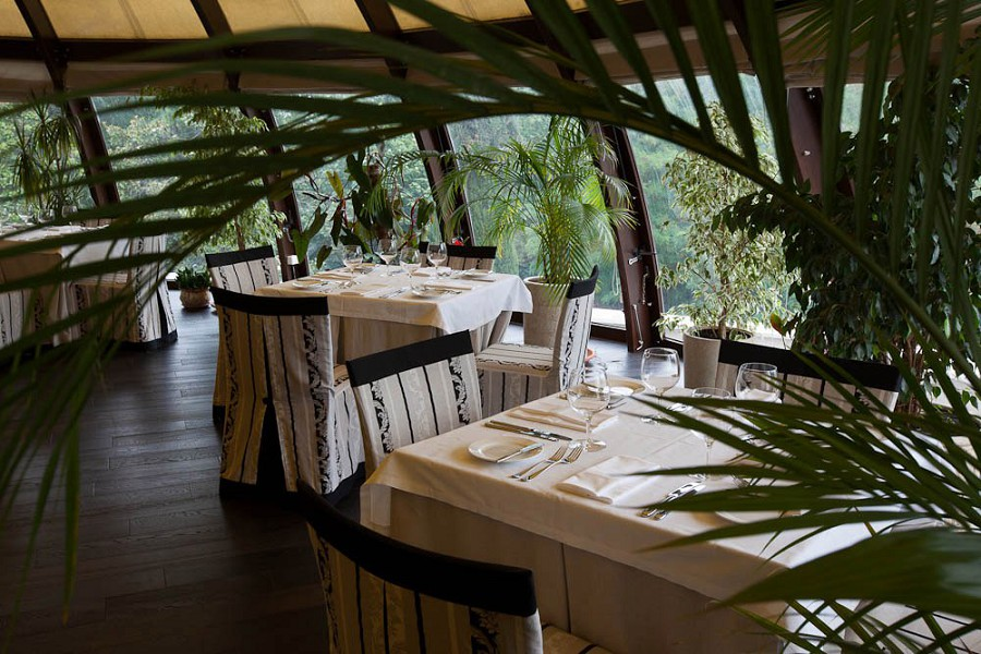 Ресторан St. Barth спа-отеля Острова, Сочи