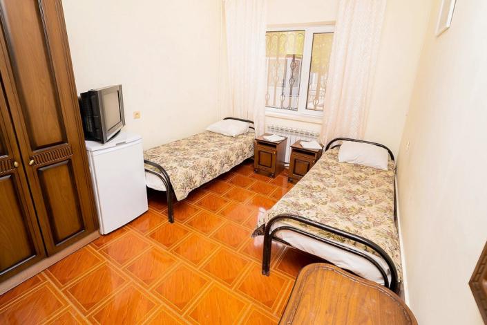 Стандарт двухместный отеля Островок