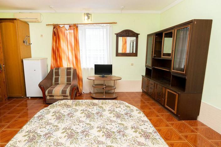 Комфорт двухместный отеля Островок