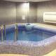Бассейн в спа-комплексе гостиницы Палас
