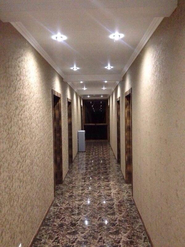 Коридор отеля Пальма, Гагра, Абхазия