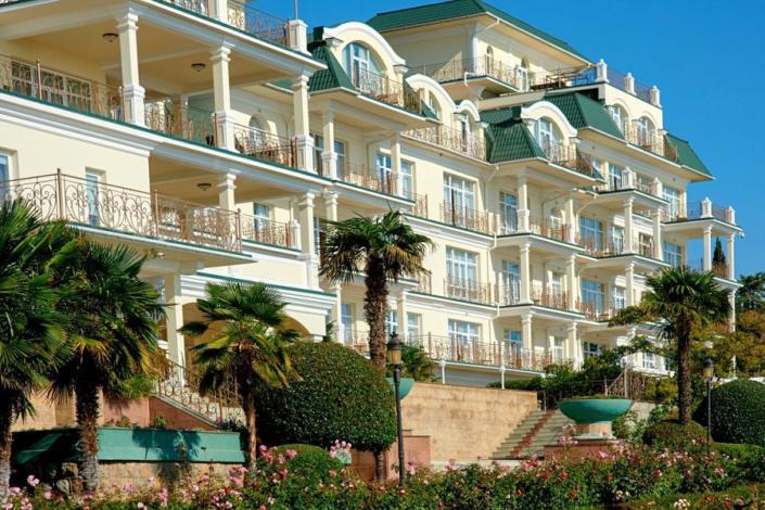 Отель Palmira Palace Resort & Spa, Крым, Ялта, Курпаты