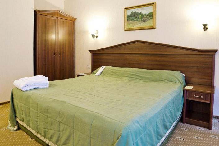 Стандарт двухместный отеля Palmira Palace