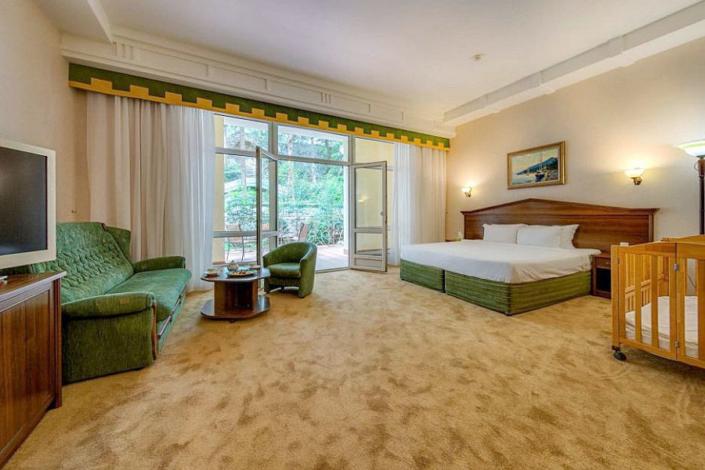 Супериор двухместный отеля Palmira Palace