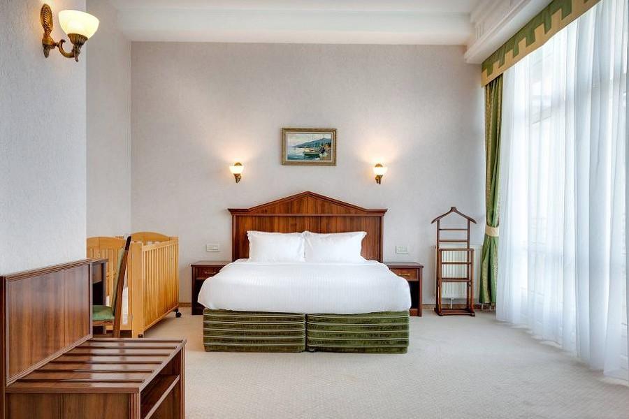 Супериор Семейный двухместный отеля Palmira Palace