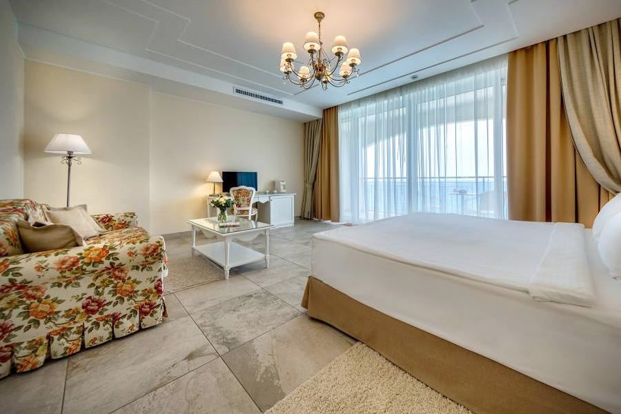 Делюкс двухместный отеля Palmira Palace