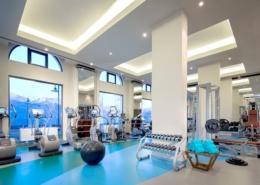 Тренажерный зал отеля Panorama by Mercure Красная Поляна
